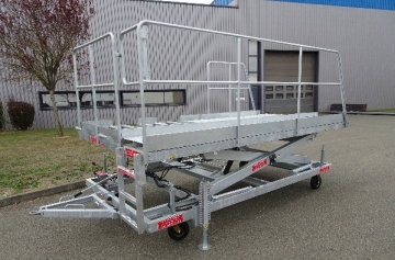loader tractable